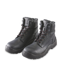 Workwear Pro Leather Safety Boots