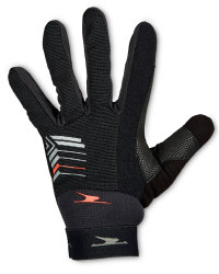 Black MTB Gloves
