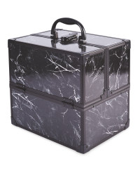 Black Marble Vanity Case Smooth