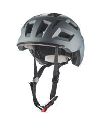 Black Matt Indicator Helmet L/XL