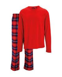 Red Men's Pyjamas