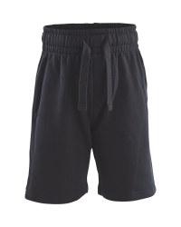 Black School Sport Shorts