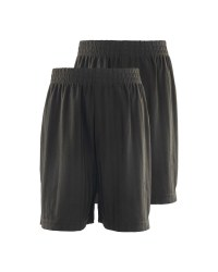 Lily & Dan Black Shorts 2 Pack