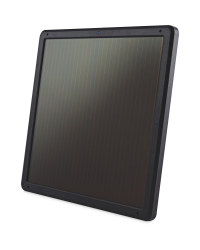 Black Solar Battery Maintainer
