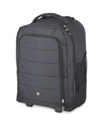 Avenue Black Trolley Backpack