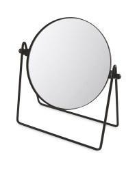 Black Zebra Mirror