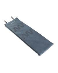 Black Self-Inflating Mat
