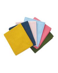 Block Colour Fat Quarters 6 Pack