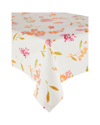 Blossom Wipe Clean Tablecloth