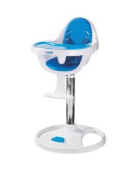 Mamia Blue Swivel 360 Highchair