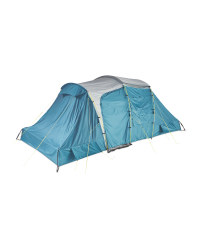 Teal 4 Person Family Tent