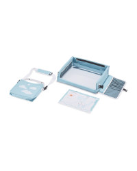 Blue Clouds Portable Activity Tray