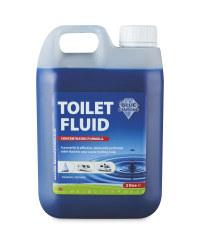 Blue Diamond Toilet Fluid