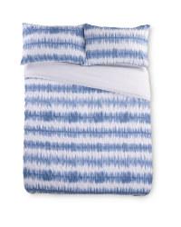 Blue Double Duvet Set