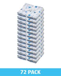 Blue Geo Fat Quarters 72 Pack