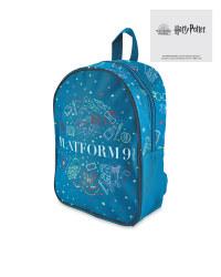 Blue Harry Potter Backpack