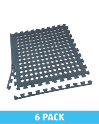 Blue Holes Multipurpose Floor Mats
