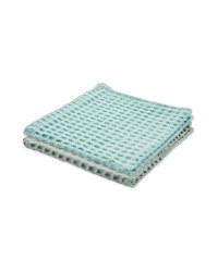 Blue Large Dish Cloth 2 Pack