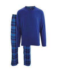 Blue Mens Pyjamas