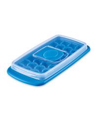 Blue Mini Ice Cube Tray