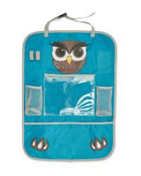 Auto Xs Blue Owl Tablet Organiser