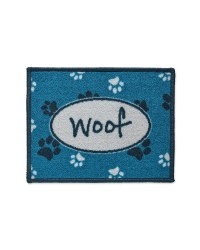 Blue Paw Pet Feeding Mat