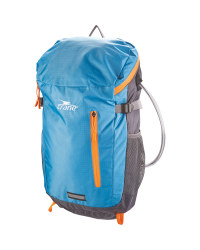 Blue Sports Rucksack