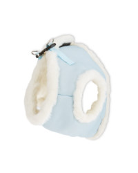 Blue Step-In Dog Harness