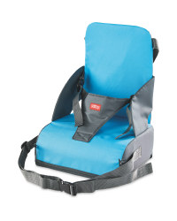 Nuby Blue Travel Booster Seat
