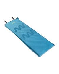 Blue Self-Inflating Mat
