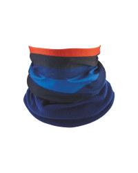 Striped Jersey & Fleece Headwear