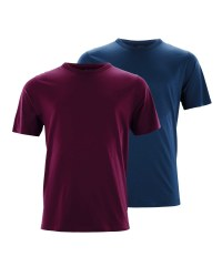 Blue/Purple Men's T-Shirt 2-Pack