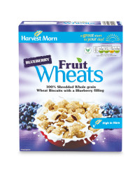 Blueberry Fruit Wheats