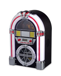 Bluetooth Jukebox - Black