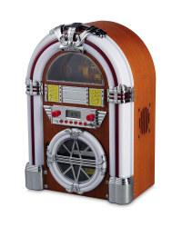 Bluetooth Jukebox - Brown
