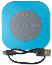 Bluetooth Shower Speaker - Blue