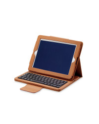 "Bluetooth Tablet Keyboard 10"" - Tan"