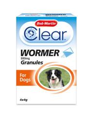 Bob Martin Dog Dewormer Granules