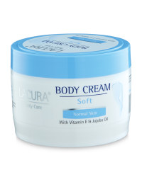 Body Cream for Normal Skin