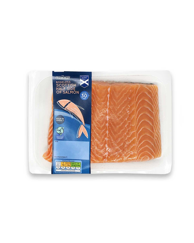 Boneless Half Side Of Salmon