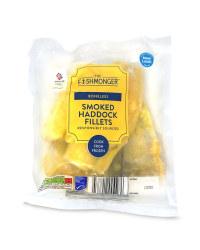 Boneless Smoked Haddock Fillets