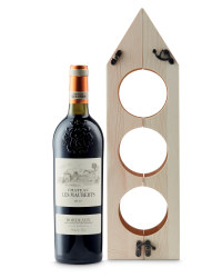 Bordeaux & Mini Wine Rack