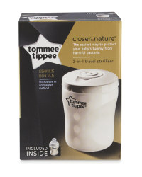 Tommee Tippee Bottle Steriliser