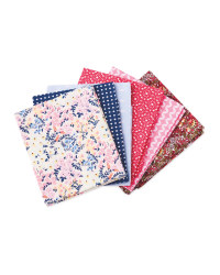 Bouquet Fabric Fat Quarters 6 Pack