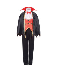 Boy's Dracula Dressing Up Set