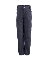 Boys' Outdoor Trousers - Anthracite