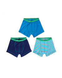 Boys' Boxers - Pack of 3