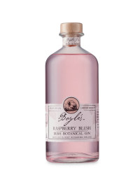 Boyle's Irish Raspberry Blush Gin