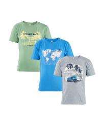 Boys' Outdoor T-Shirt