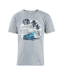 Boys' Outdoor T-Shirt - Grey